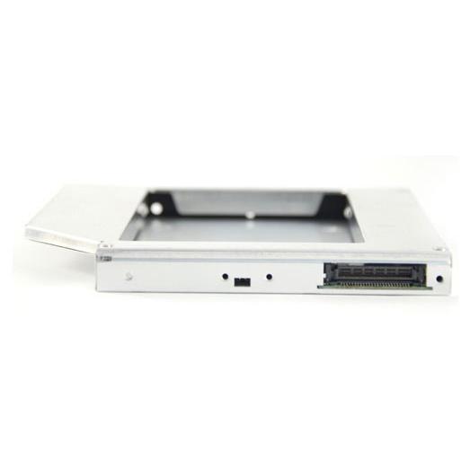 Фото - Салазки Agestar ISMR2S для замены привода в ноутбуке 12.7мм на 2.5 HDD IDE гольцман виктор работа на ноутбуке начали