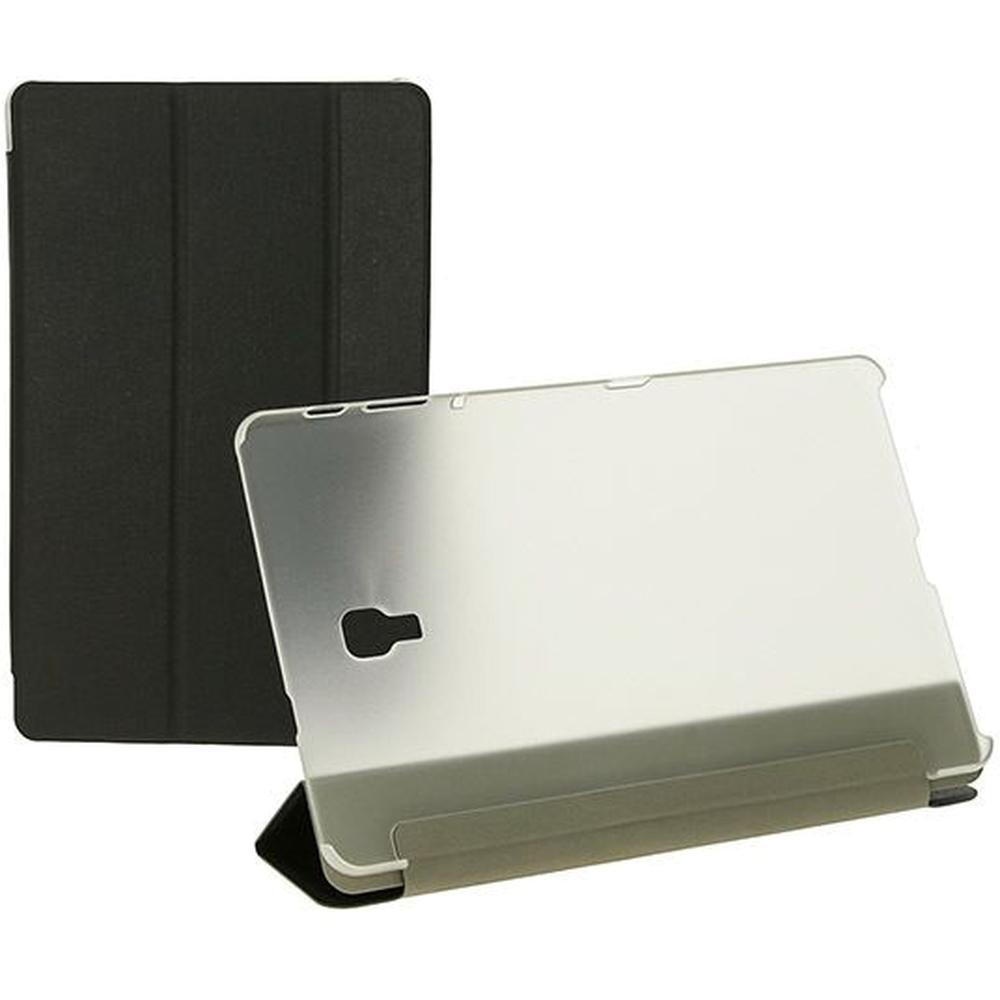Чехол для Samsung Galaxy Tab A 10.5 SM-T590\SM-T595 Zibelino Tablet черный чехол для samsung galaxy tab a 10 5 sm t590 sm t595 g case slim premium металлик