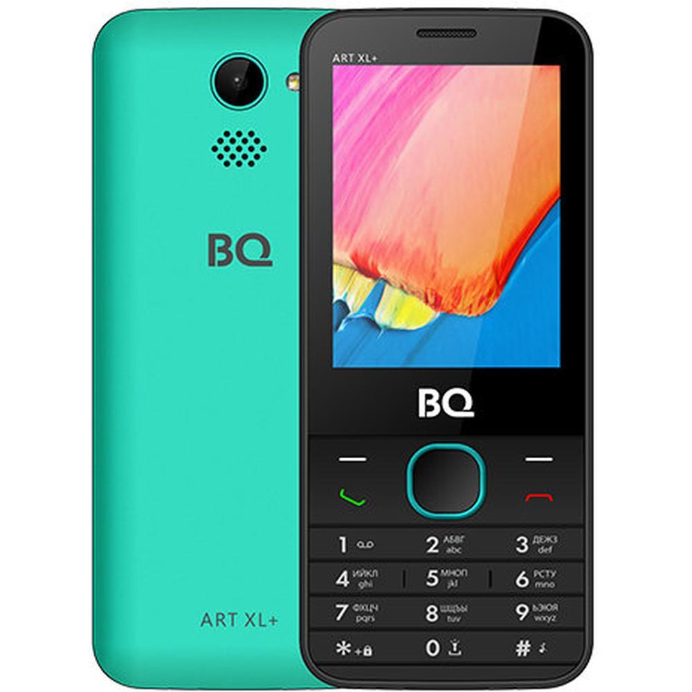 Мобильный телефон BQ Mobile BQ-2818 ART XL+ Aquamarine мобильный телефон bq mobile bq 1806 art red