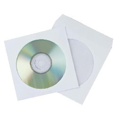 Фото - Конверт Hama H-62672 под CD бумажный (100шт) конверт hama h 62671 50шт белый [00062671]