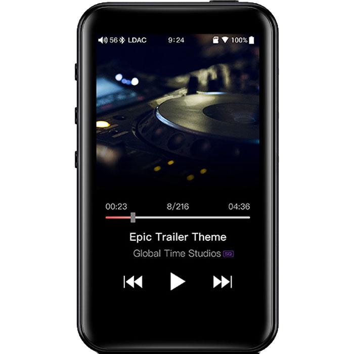 MP3-плеер Fiio M6, черный
