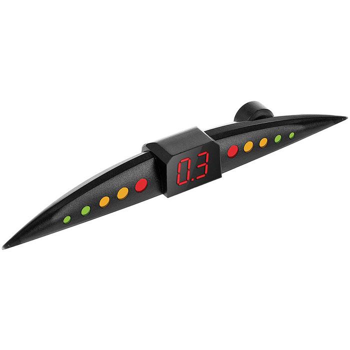 Фото - Парковочный радар Digma DCK-110 Black 4 датчика парковочный радар digma dck 100s серебристый