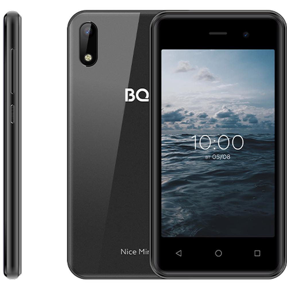 Фото - Смартфон BQ Mobile BQ-4030G Nice Mini Dark Grey смартфон bq mobile bq 4030g nice mini blue