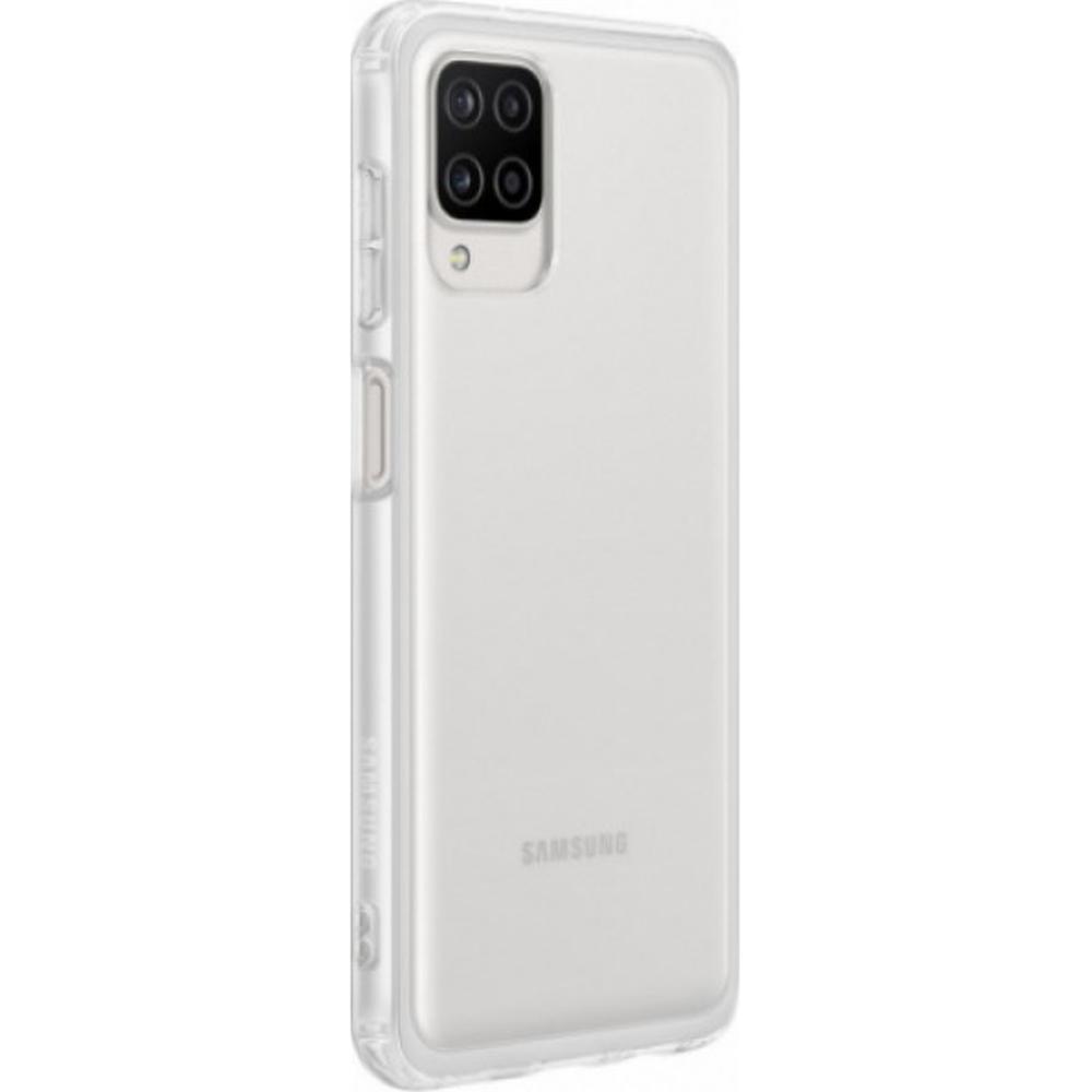 Фото - Чехол для Samsung Galaxy A12 SM-A125 Soft Clear Cover прозрачный чехол для samsung galaxy note 10 2019 sm n970 clear cover прозрачный