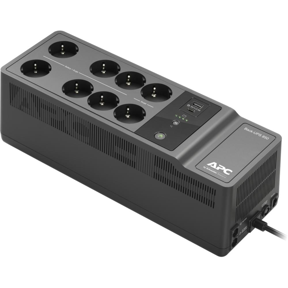 ИБП APC by Schneider Electric Back-UPS ES 850VA (BE850G2-RS)