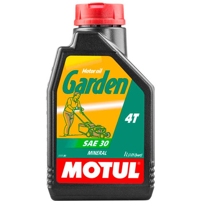 Масло 4-х тактное Motul Garden 4T SAE30 1 л