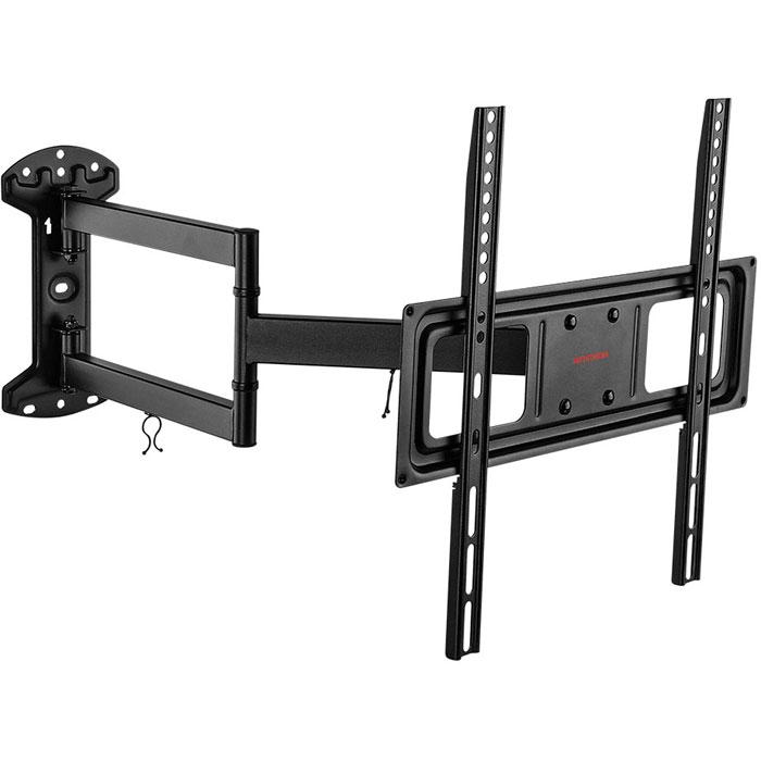 Фото - Кронштейн наклонно-поворотный ARM Media LCD-415 24-55' до 35кг Vesa до 600x400 черный кронштейн наклонно поворотный arm media lcd 404 26 55 до 30кг vesa до 400x400 black