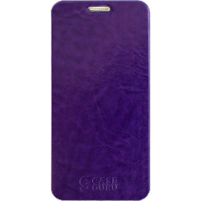 Чехол для Xiaomi Redmi 6 CaseGuru Magnetic Case, фиолетовый чехол caseguru для xiaomi redmi 8a magnetic case glossy violet 106317