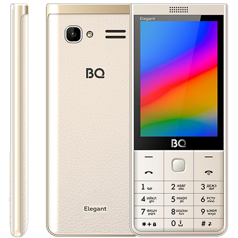Фото - Мобильный телефон BQ Mobile BQ-3595 Elegant Gold мобильный телефон bq mobile bq 2446 dream duo gold