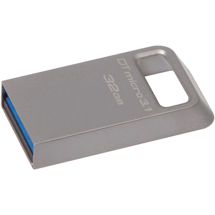 USB Flash накопитель 32GB Kingston DataTraveler Micro (DTMC3/32GB) 3.0