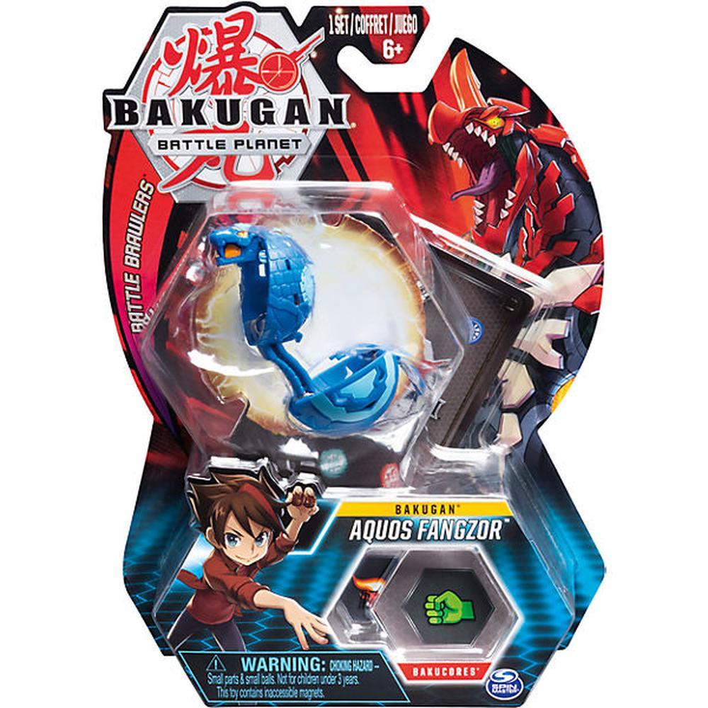 Spin Master Bakugan 6045148 Бакуган фигурка-трансформер Aquos Fangzor фигурка трансформер spin master bakugan в ассортименте