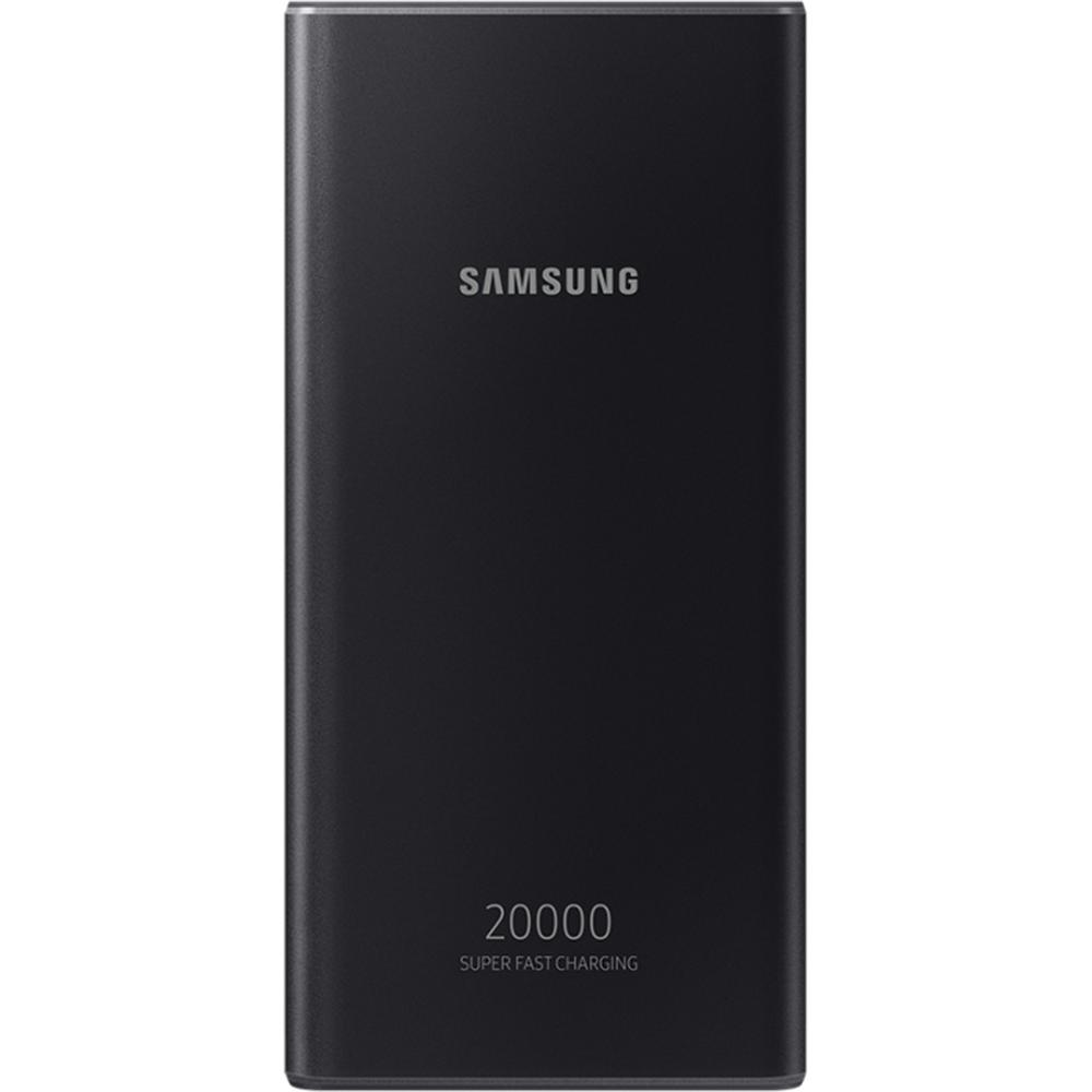 Фото - Внешний аккумулятор Samsung 20000 mAh, EB-P5300, серый внешний аккумулятор twist 4000 mah синий