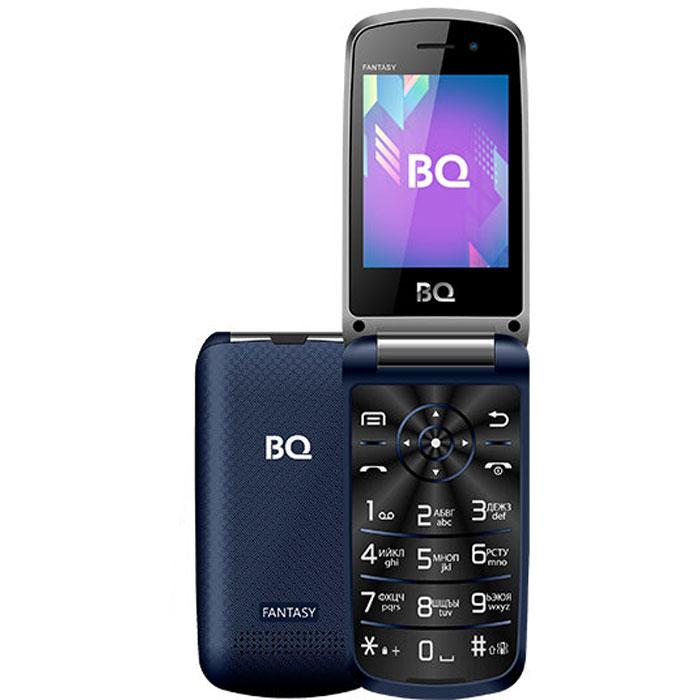Мобильный телефон BQ Mobile BQ-2809 Fantasy Dark Blue планшет bq mobile bq 7083g blue