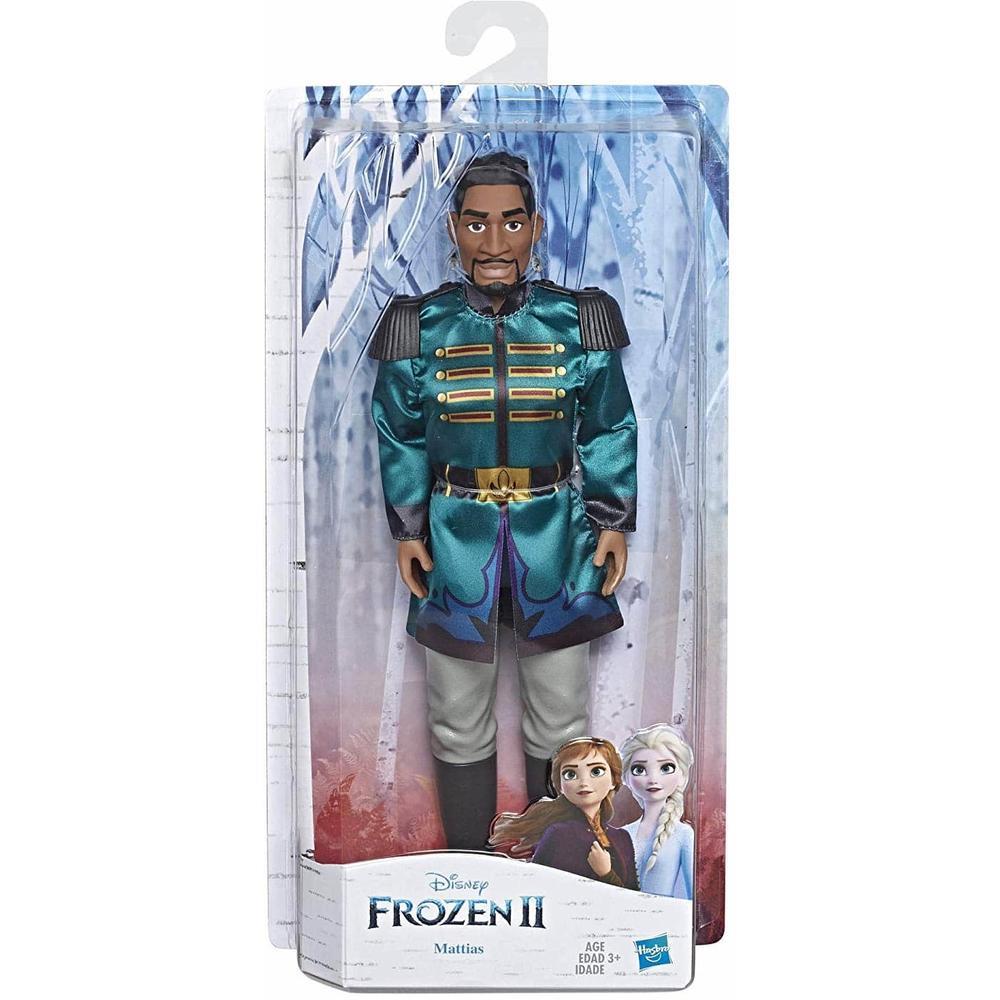 Кукла Hasbro Disney Frozen Холодное сердце 2 E5514 Матиас