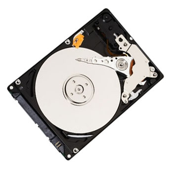 "250Gb 2.5"" Western Digital (WD2500BEKT) 16Mb 7200rpm SATAII Black"