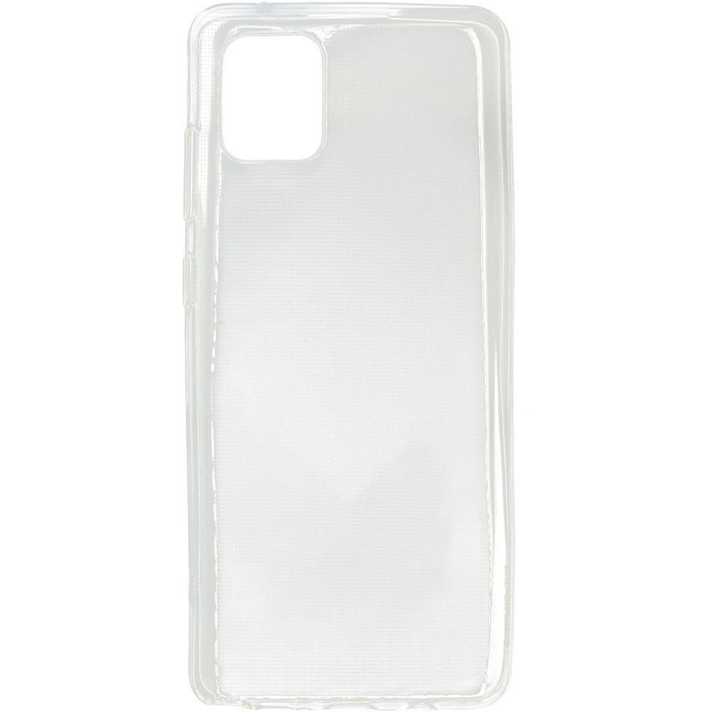 Фото - Чехол для Samsung Galaxy Note 10 Lite SM-N770 Zibelino Ultra Thin Case прозрачный чехол для samsung galaxy s20 ultra sm g988 zibelino ultra thin case прозрачный