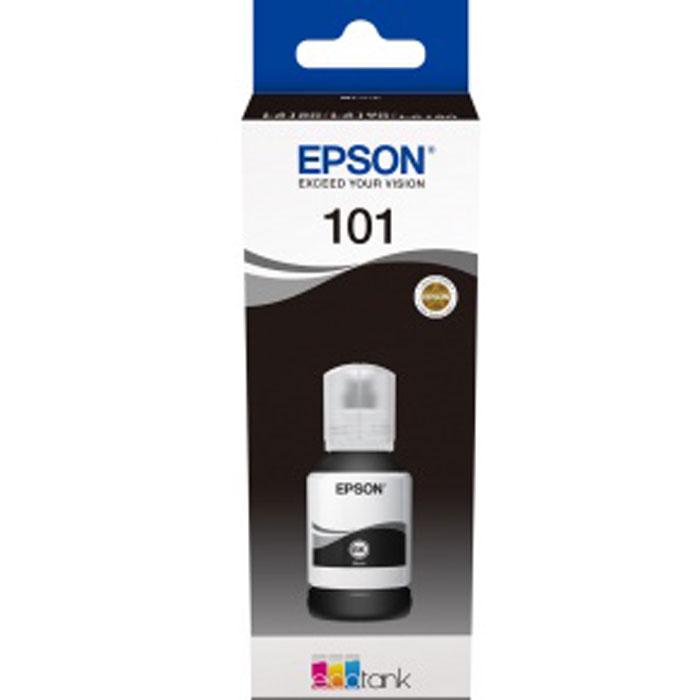Фото - Чернила EPSON T03V14A Black для L4150/L4160/L6160/L6170/L6190 C13T03V14A мфу epson l6160
