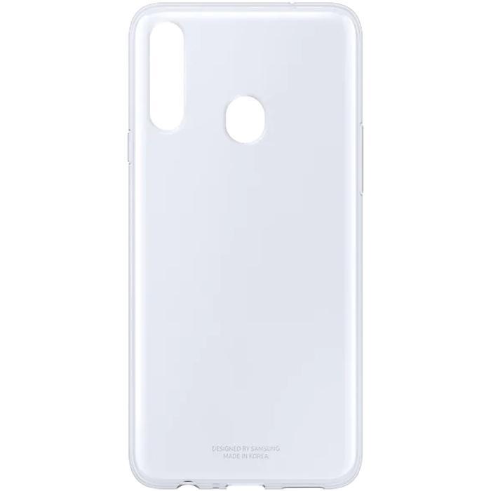 Фото - Чехол для Samsung Galaxy A20S (2019) SM-A207 Clear Cover прозрачный чехол для samsung galaxy note 10 2019 sm n970 clear cover прозрачный