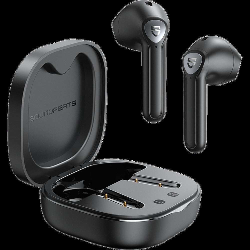 Bluetooth гарнитура SoundPeats TrueAir2 Black
