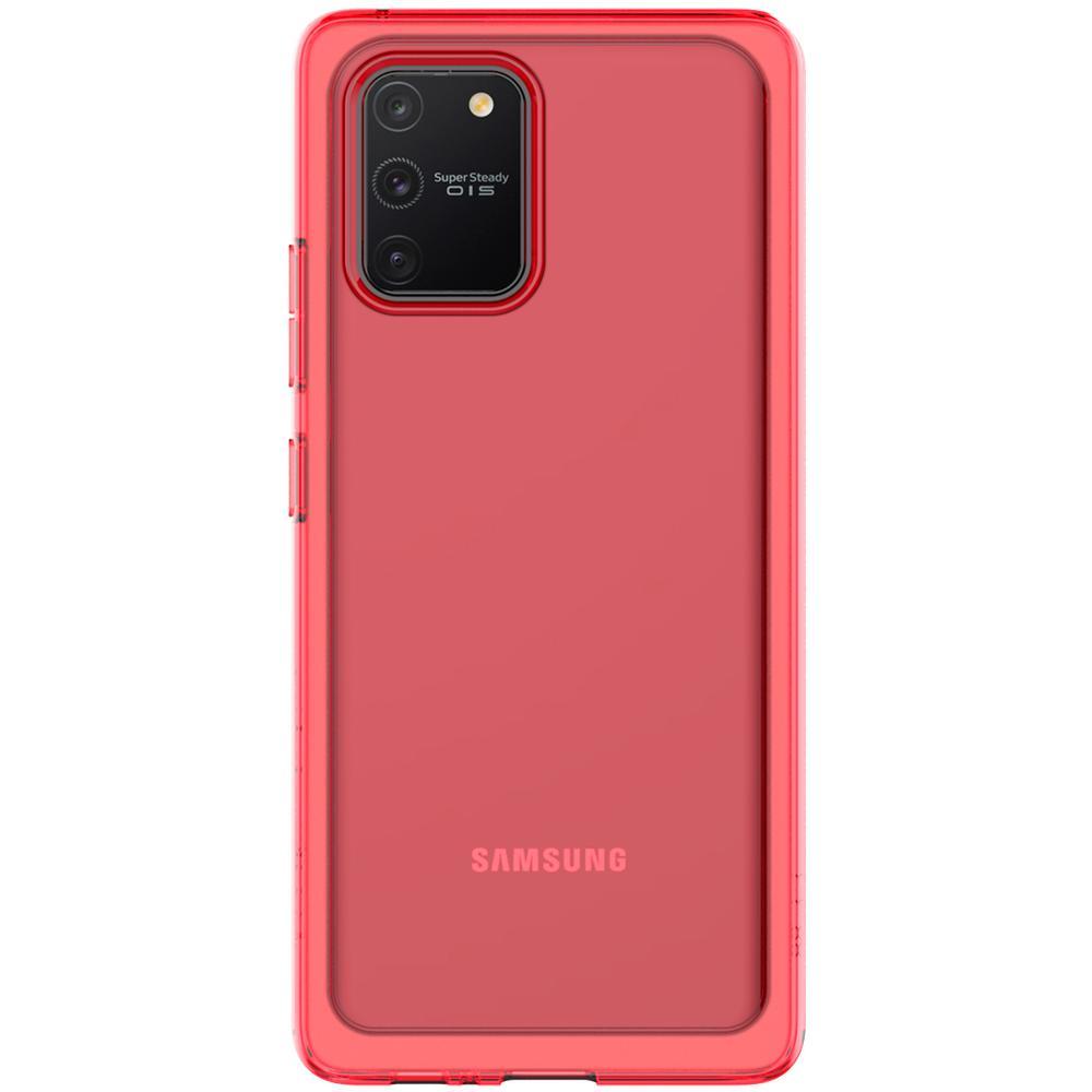 Чехол для Samsung Galaxy S10 Lite SM-G770 Araree S Cover красный