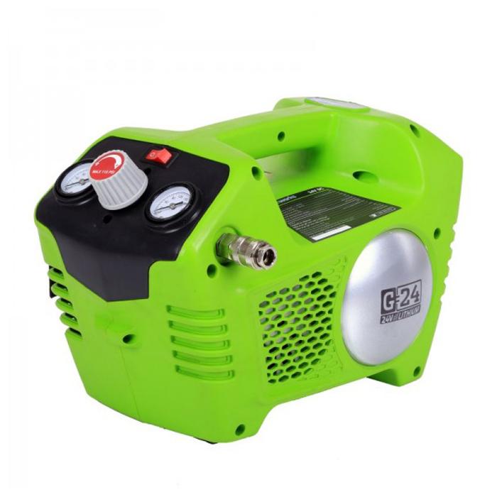 Компрессор Greenworks 24V G24AC 4100302
