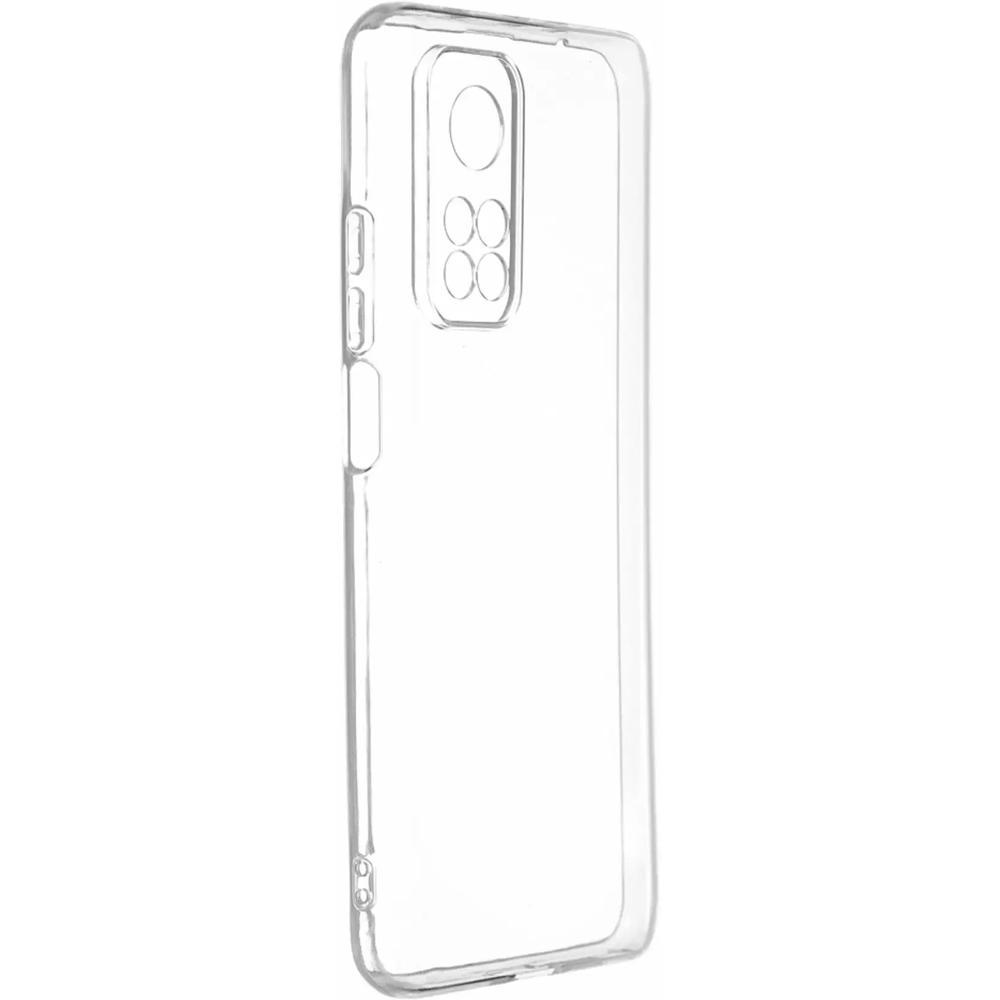Чехол для Xiaomi Mi 10TMi 10T Pro Zibelino Ultra Thin Case прозрачный