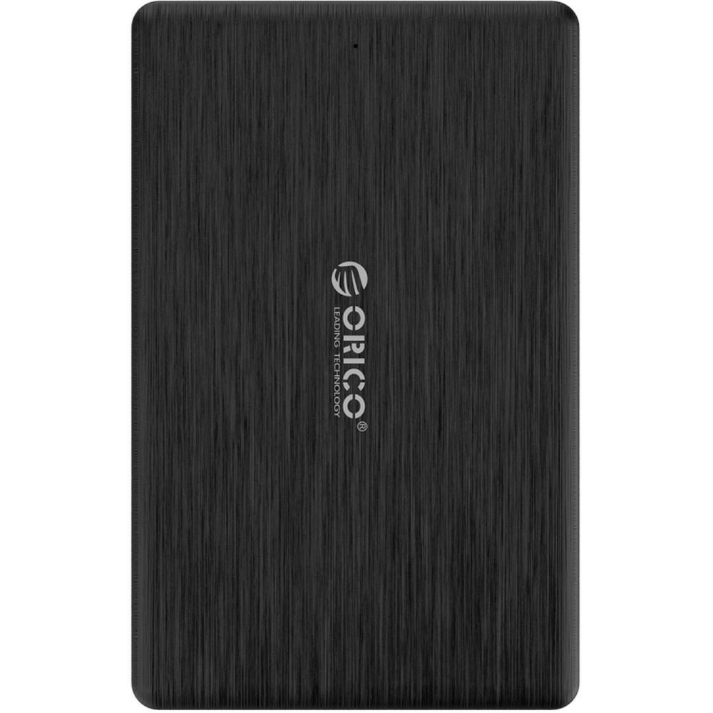 Фото - Корпус 2.5 Orico 2578U3-BK SATA, USB Type C Черный корпус 2 5 orico 2520u3 bk sata microusb3 0 черный