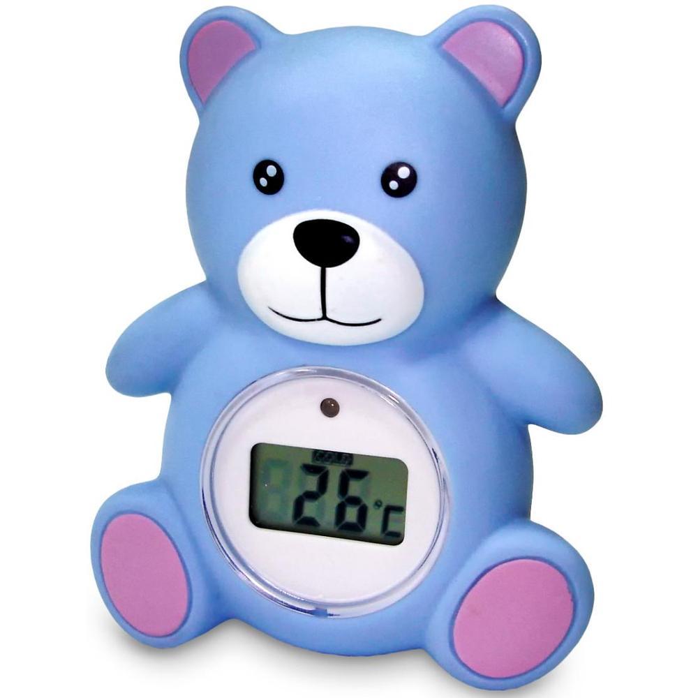 Термометр Maman для воды и воздуха в ванной RT-18