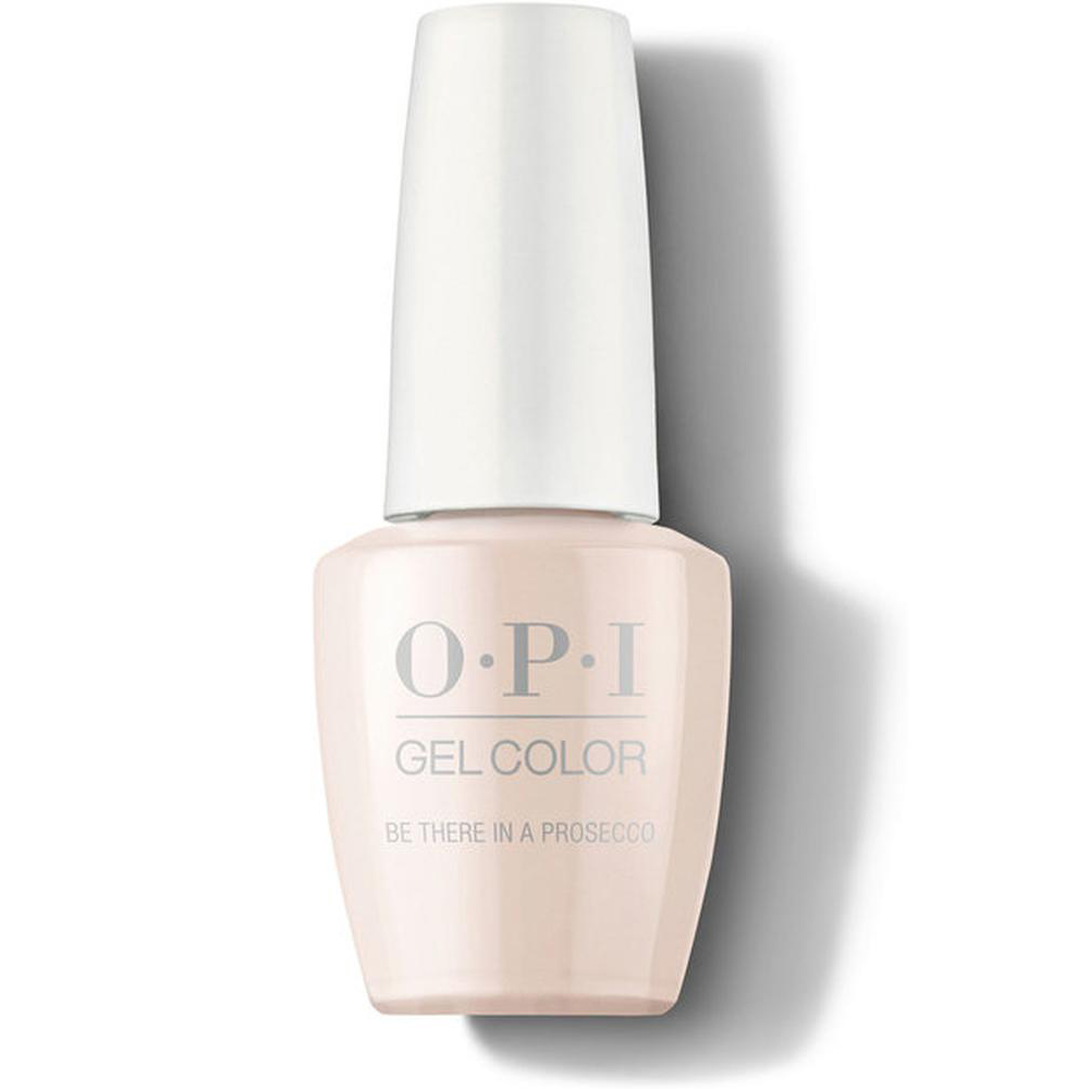 OPI Гель-лак для ногтей GelColor Venice Be There In A Prosecco, 15 мл. гель лак для ногтей opi gelcolor lisbon 15 мл tagus in that selfie