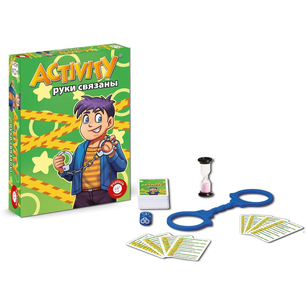 Настольная игра Piatnik Activity Руки связаны 717604