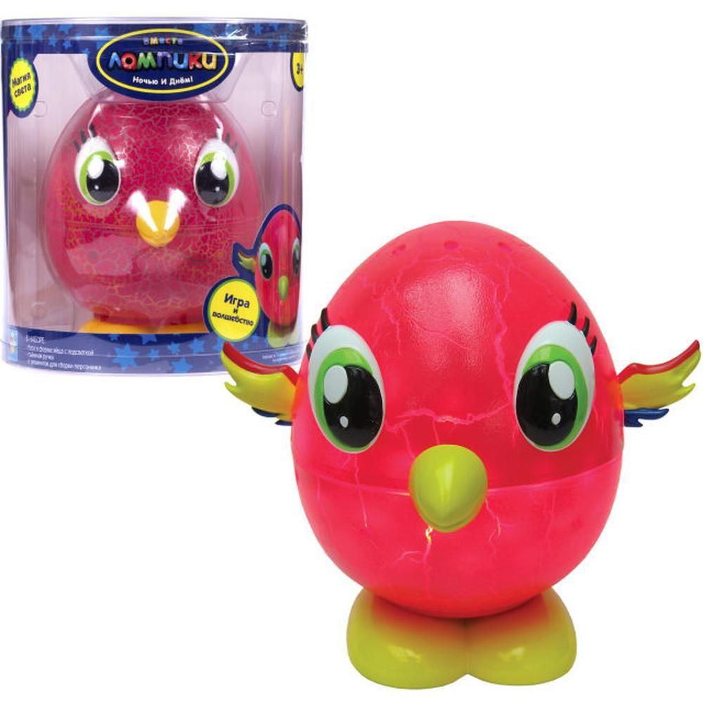 Фото - 1 TOY Лампики попугай Т16364 ночник 1 toy лампики попугай т16360 коробка