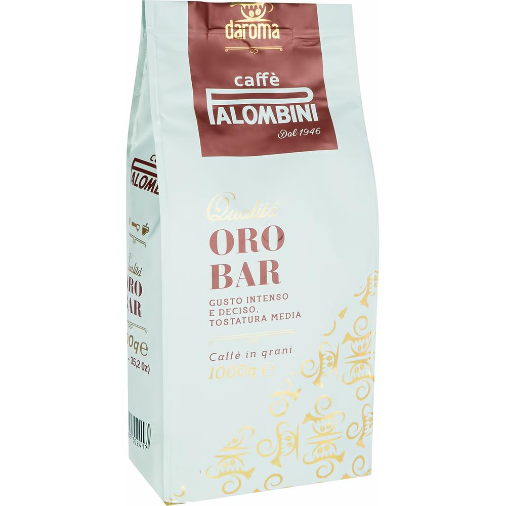 Кофе в зернах Palombini Oro Bar 1 кг