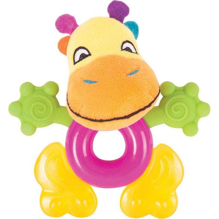 Фото - Игрушка - погремушка Happy Snail Спот 17HST03SP игрушка погремушка happy snail хруми 17hst02hr