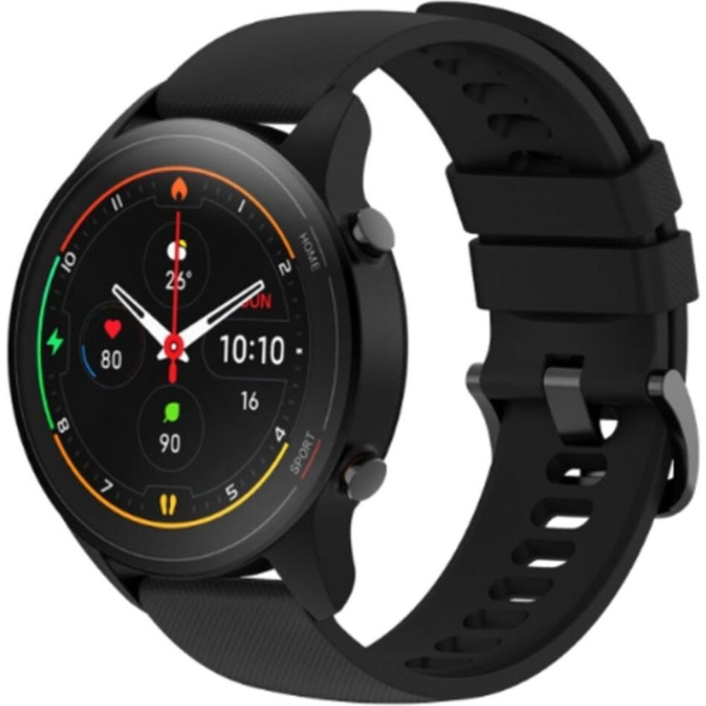 Фото - Умные часы Xiaomi Mi Watch Black умные часы xiaomi mi watch eac черный xmwtcl02