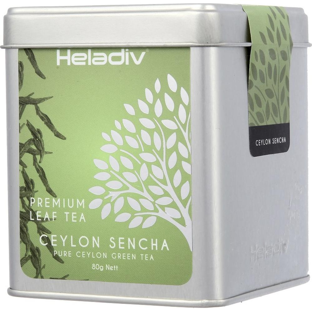 Чай зелёный Heladiv Ceylon Sencha 80 г