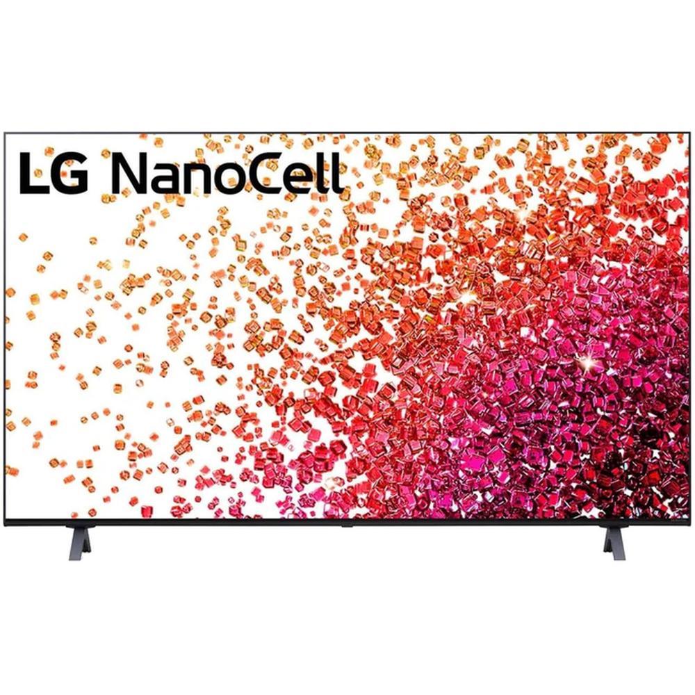 Фото - Телевизор 65 LG 65NANO756PA (4K UHD 3840x2160, Smart TV) черный 4k uhd телевизор samsung ue70au7100uxru