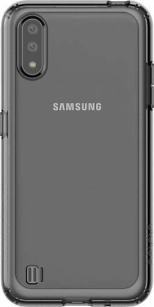 Чехол для Samsung Galaxy M01 SM-M015 Araree M Cover чёрный
