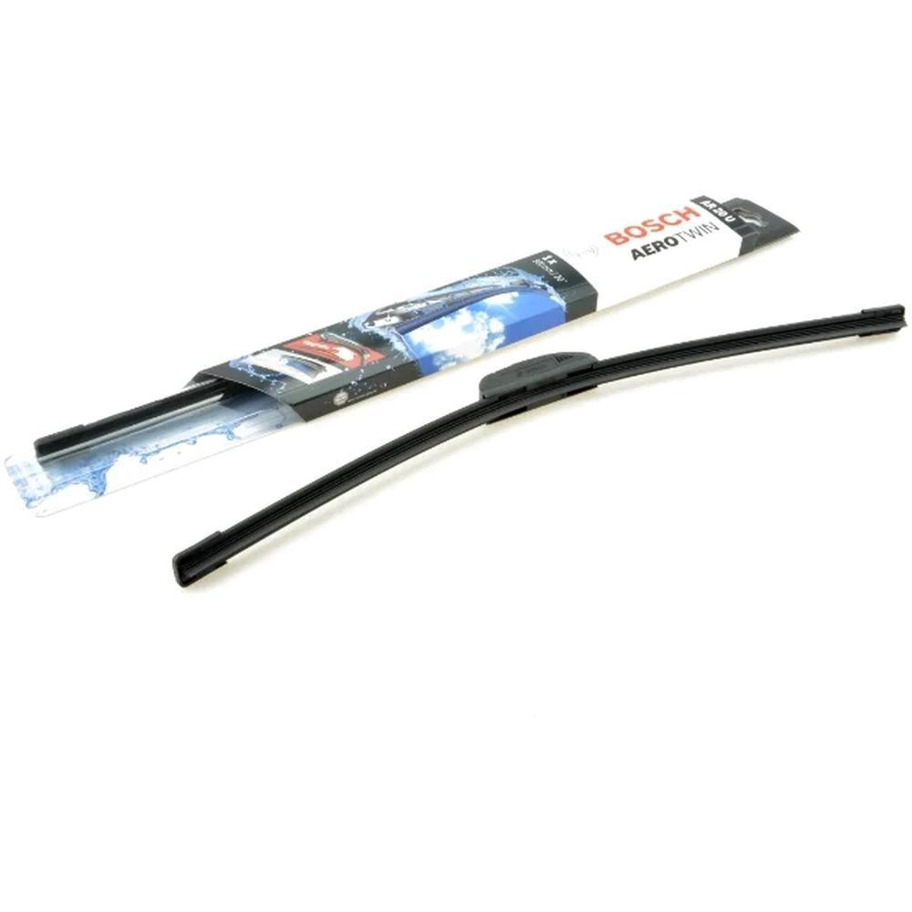 Щетка стеклоочистителя BOSCH Aerotwin AR20U 500mm бескаркасная, 1 шт, 3397008535