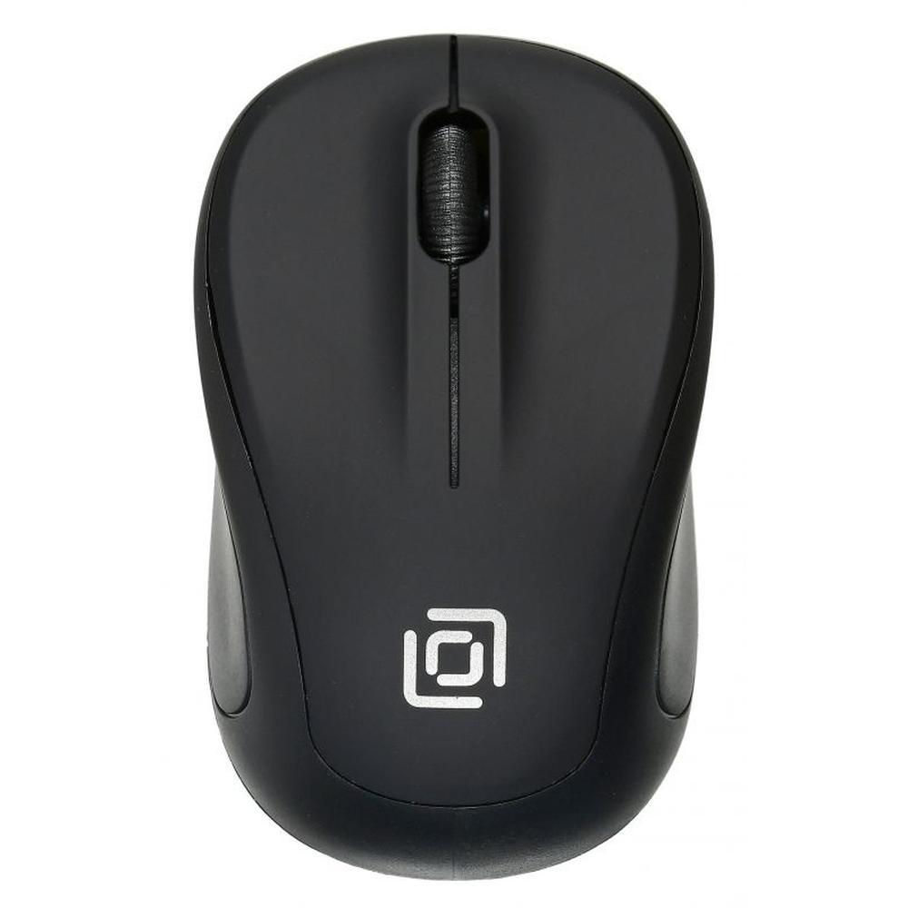 Фото - Мышь беспроводная Oklick 665MW Black беспроводная мышь oklick 665mw оптическая черная