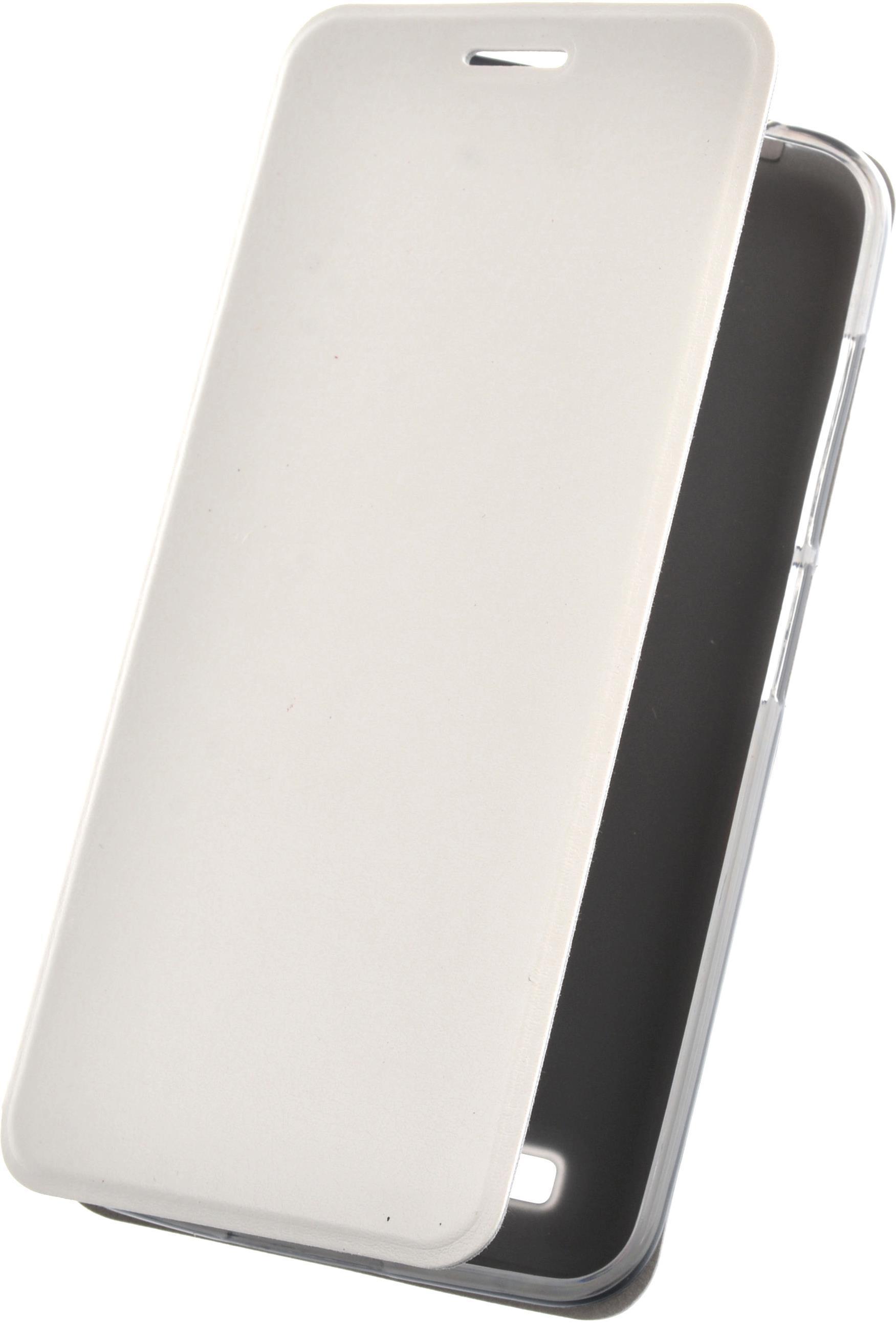 Чехол для ASUS ZenFone Go ZC500TG skinBOX Lux белый чехол для сотового телефона skinbox lux 4660041407143 черный