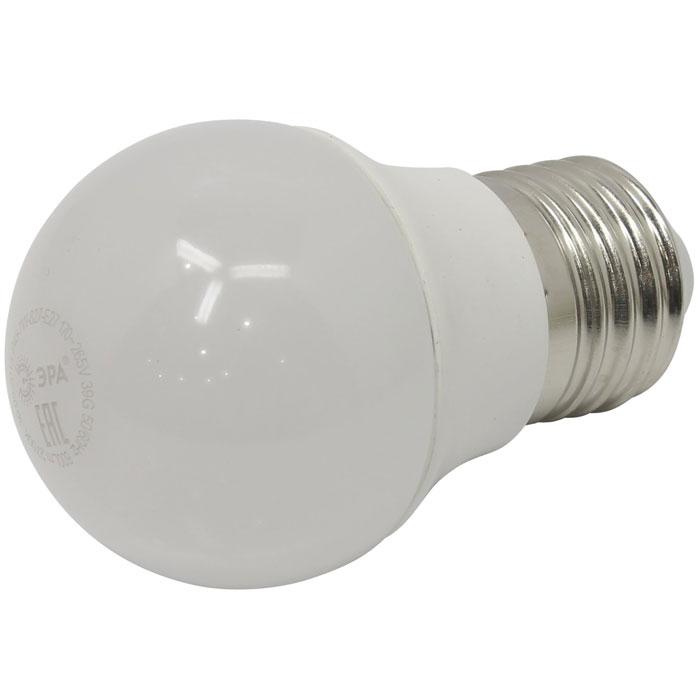 Фото - Светодиодная лампа ЭРА LED P45-7W-840-E27 Б0020554 эра led p45 7w 840 e14 б0020551