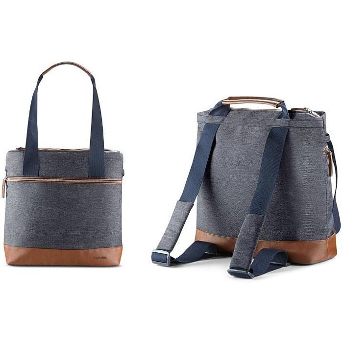 Сумка-рюкзак для коляски Inglesina Back Bag Aptica, Indigo Denim