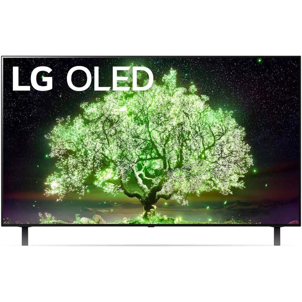 Фото - Телевизор 48 LG OLED48A1RLA (4K UHD 3840x2160, Smart TV) черный 4k uhd телевизор lg 49 uk 6200