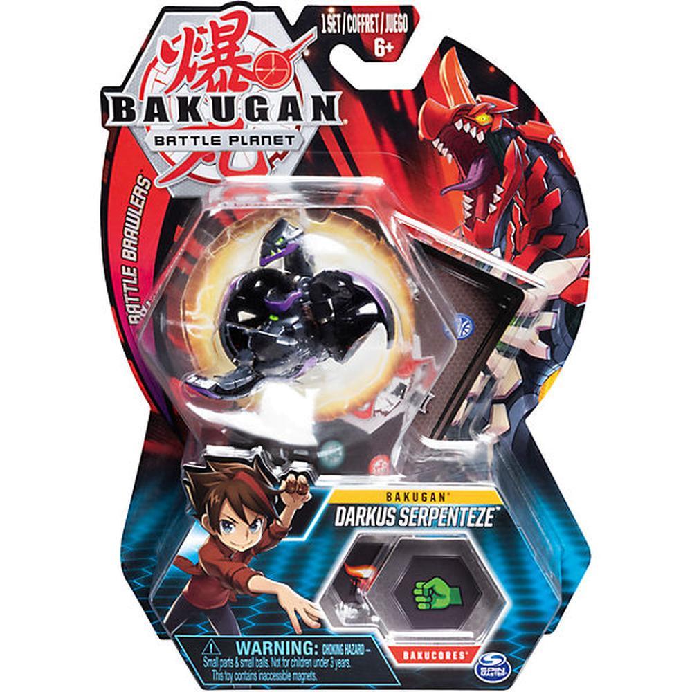 Spin Master Bakugan 6045148 Бакуган фигурка-трансформер Darkus Serpenteze фигурка трансформер spin master bakugan в ассортименте