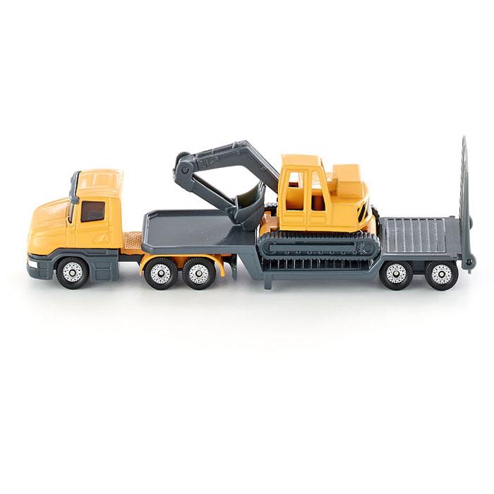 Siku модель грузовика с экскаватором 1611