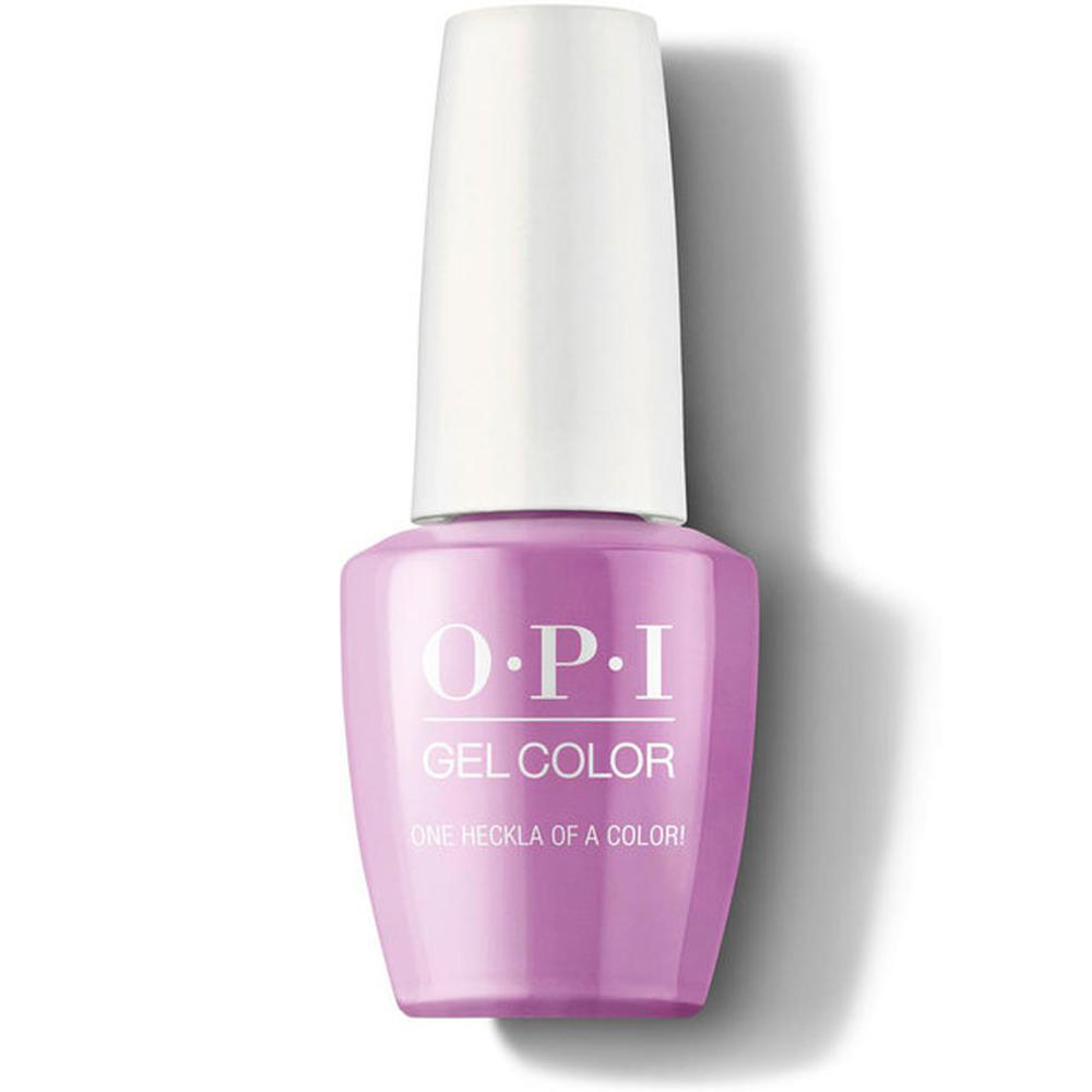 Фото - OPI Гель-лак для ногтей GelColor Iceland One Heckla of a Color!, 15 мл. opi гель лак для ногтей gelcolor iceland check out the old geysirs 15 мл