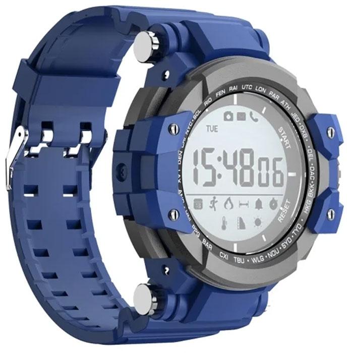 Умные часы Jet Sport SW-3 Blue умные часы globus sw mi