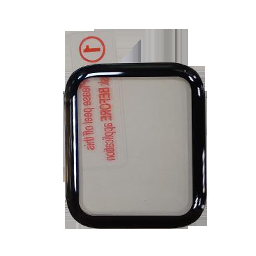 Фото - Стекло Защитное стекло для часов Zibelino 3D для Apple Watch (44mm) черный защитное стекло skinbox apple watch 38mm