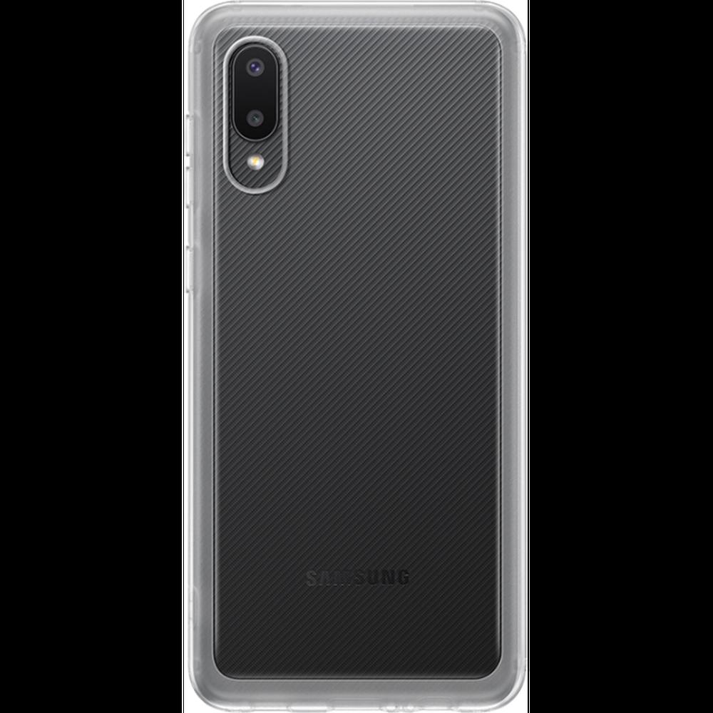 Фото - Чехол для Samsung Galaxy A02 SM-A022 Soft Clear Cover прозрачный чехол для samsung galaxy note 10 2019 sm n970 clear cover прозрачный