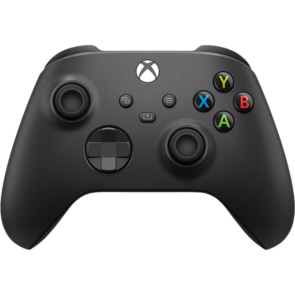 Фото - Геймпад Microsoft Xbox Series Carbon Black Bluetooth (QAT-00002) геймпад rainbo xbox one wireless controller khl series салават юлаев